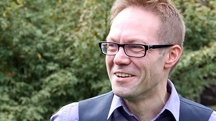 Festival Director Chris Hastings